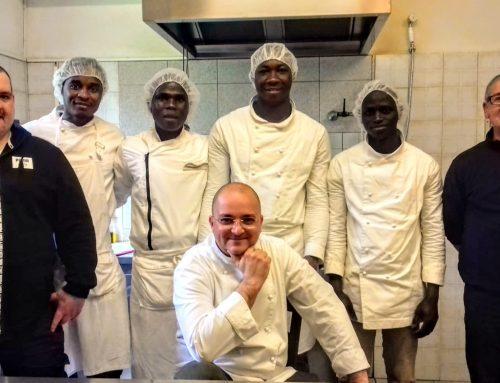 Corso di Cucina alla Cooperativa Sociale Milonga